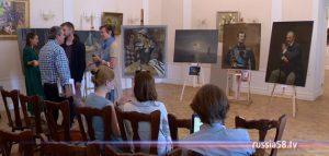 Восстановленные полотна в Пензенской картинной галерее