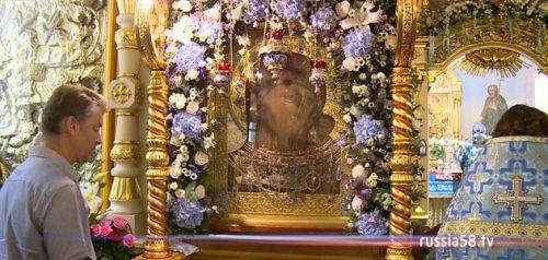 Казанская Пензенская икона Богоматери