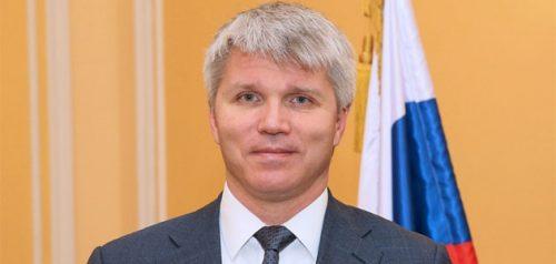 Министр спорта Российской Федерации Павел Колобков