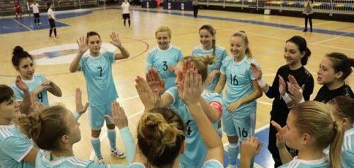 Фото пресс-службы пензенского мини-футбольного клуба «Лагуна-УОР»