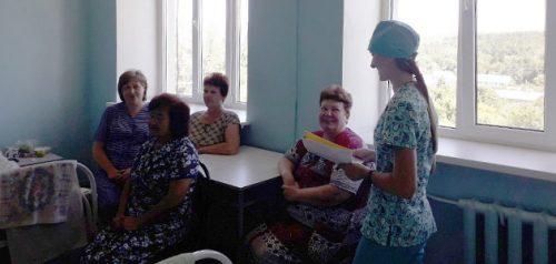 Школа пациентов. Фото министерства здравоохранения Пензенской области
