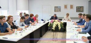 Общественный совет в министерстве экономики Пензенской области