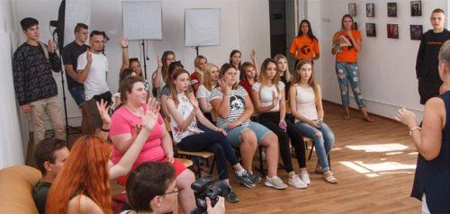 Первокурсники. Фото пресс-службы ПензГТУ