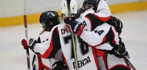 Фото Лиги женского хоккея