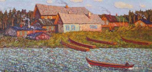 Фото с сайта Пензенской областной картинной галереи имени К.А. Савицкого