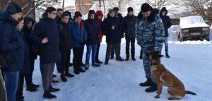 Фото ЛО МВД России по Пензенской области