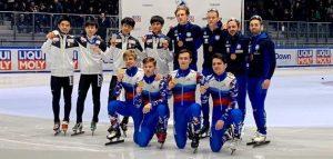 Фото Федерации конькобежного спорта России