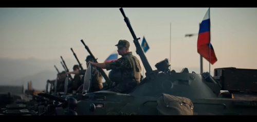 Кадр фильма «Балканский рубеж»