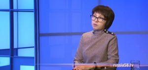Главный внештатный диетолог министерства здравоохранения Пензенской области Дина Туишева
