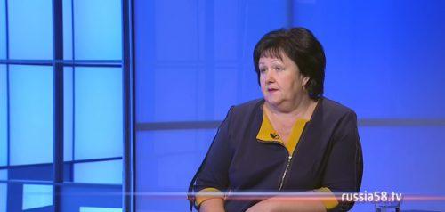 Заместитель управляющего пензенским региональным отделением Фонда социального страхования РФ Наталья Полякова