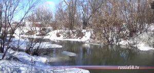 Река в Пензенской области