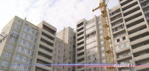 Строительство дома в Пензе